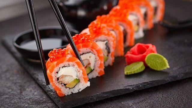 カリフォルニアロール寿司
