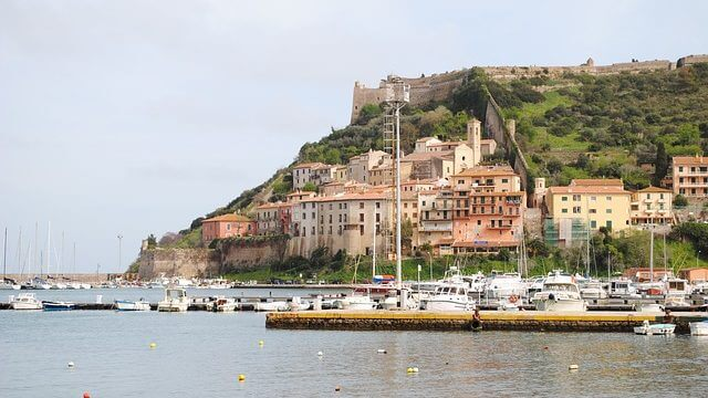 イタリアの街