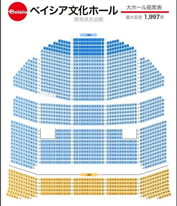 ベイシア大ホール