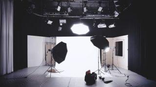 撮影スタジオ