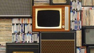 テレビと本